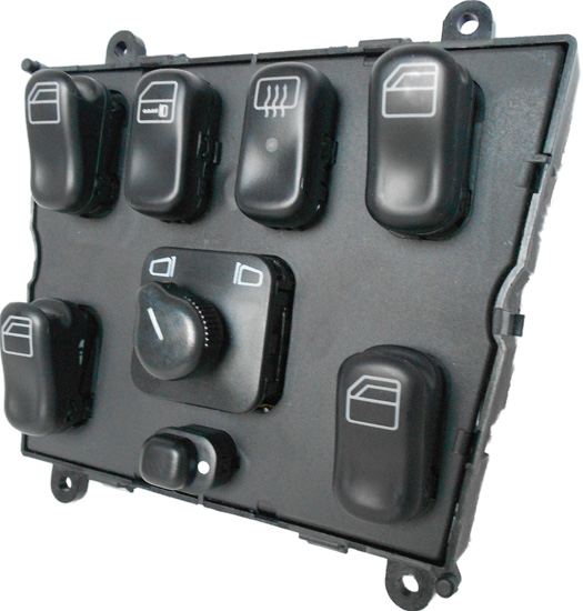 mercedes benz ml320 window switch 1998 2003