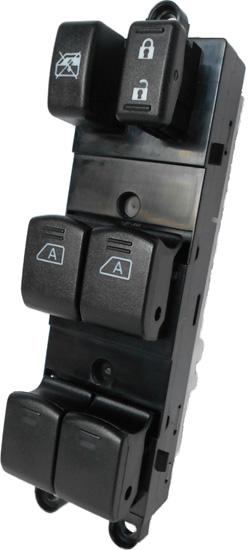 Nissan pathfinder window switch 2007 2012 for 2000 nissan quest power window switch