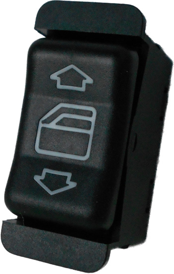 For 1984-1989 Mercedes 190D Window Switch 43869VZ 1985 1986 1987 1988