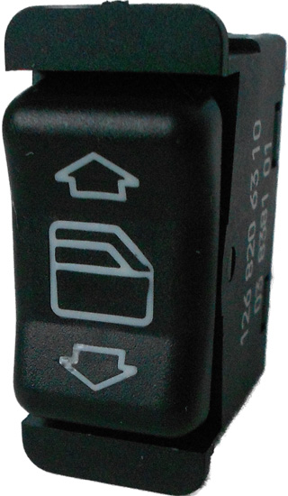 Driver Side Window Switch for Mercedes-Benz 420SEL 1986-1991 New Front Or Rear