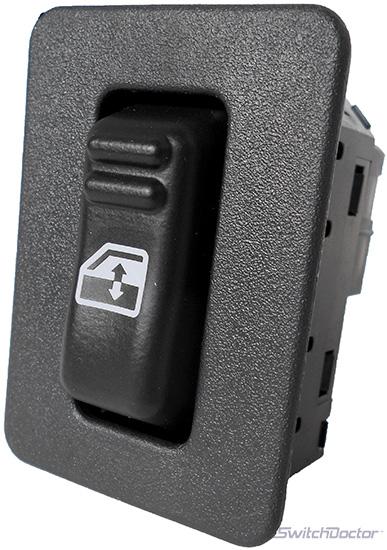 Chevrolet Tahoe Rear Passenger Power Window Switch 2000