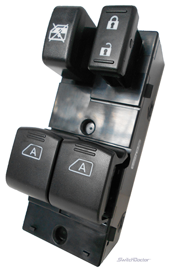 Nissan Titan Power Window Switch 2004