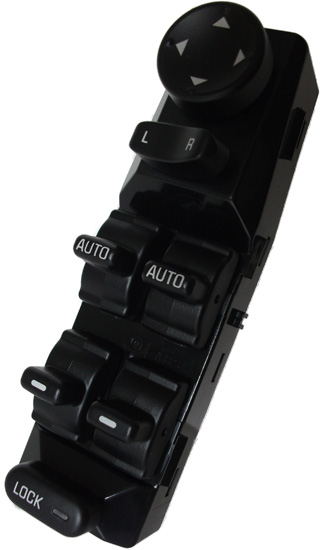 Buick lesabre power window switch 2000 2005 oem for 2000 buick century window switch