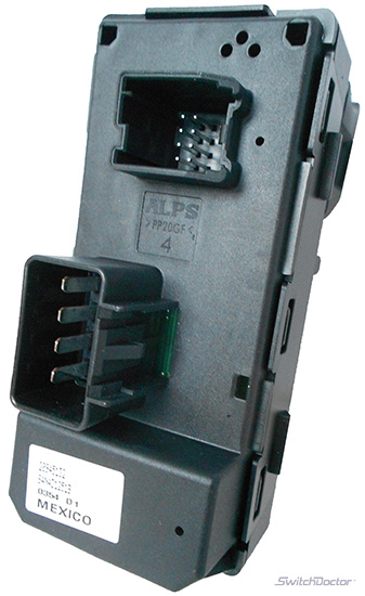 Gmc Sierra 1500 2500 3500 Power Window Switch 2007 2013