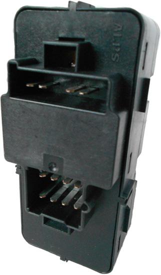 GMC TopKick C4500 C5500 C6500 C7500 C8500 Power Window Switch 2003-2009 OEM (4 window Control)