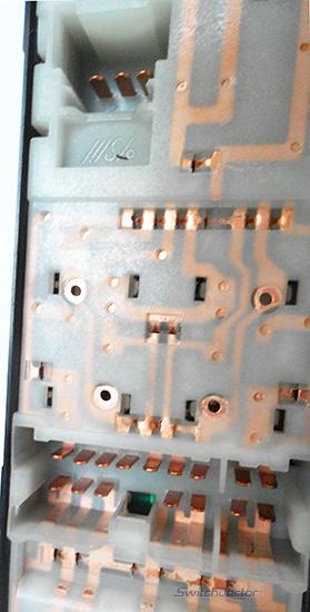 Nissan Murano Power Window Switch 2003 2008
