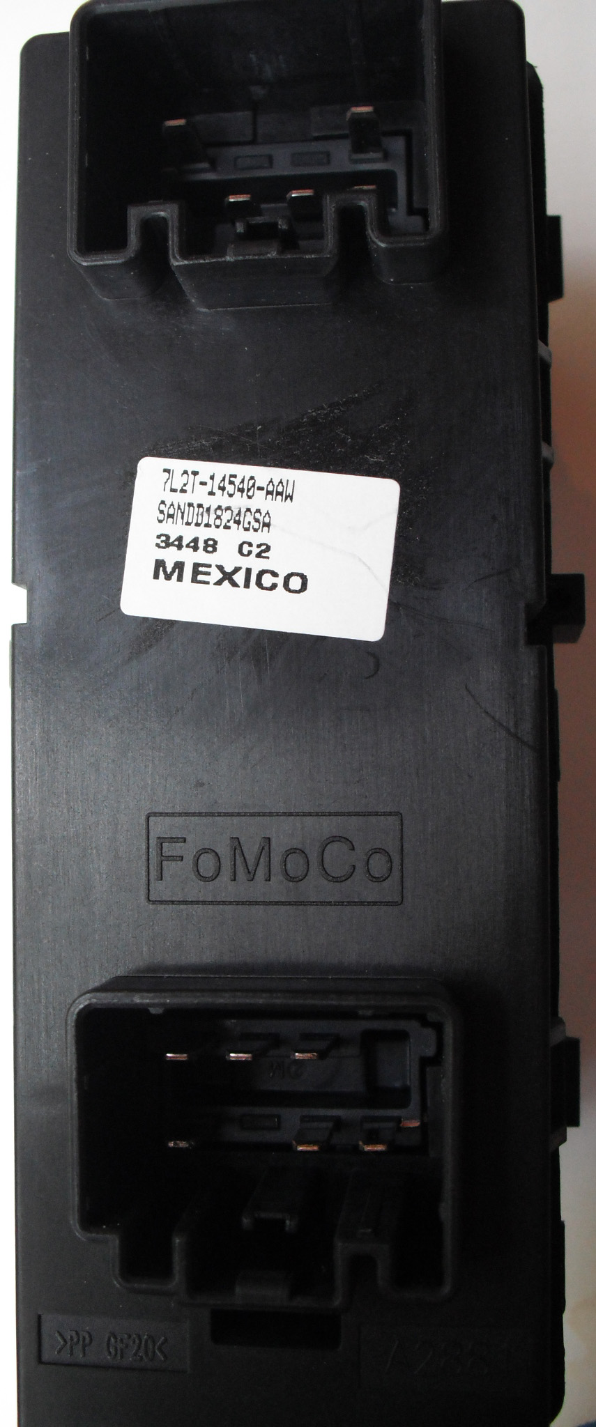 Ford Expedition Power Window Switch 2007 Oem
