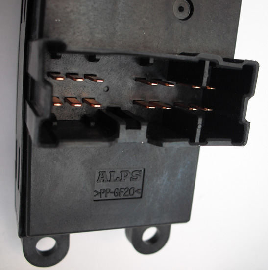 Mercury villager power window switch 1999 2002 oem 4 for 1999 mercury villager power window switch