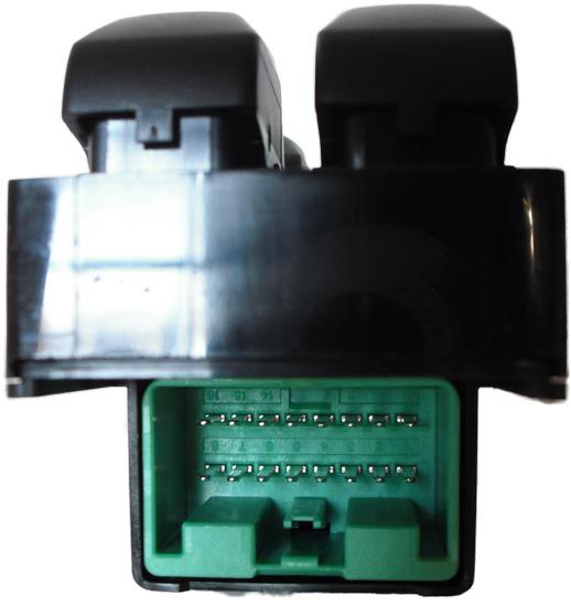 Lincoln ls power window switch 2000 2002 oem for 2000 vw passat power window regulator