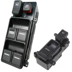 Set of Window Master Switch and Front Passenger for 2003-2007 Honda Accord