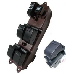 Set of Window Master Switch and Passenger for 2002-2006 Toyota Camry