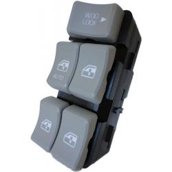 Buick Rendezvous Master Power Window Switch 2002-2007 (Gray Buttons)