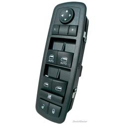 Jeep Grand Cherokee Master Power Window Switch 2011 OEM (No Folding Mirrors)
