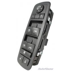 Jeep Grand Cherokee Master Power Window Switch 2011-2013 OEM (Folding Mirrors)