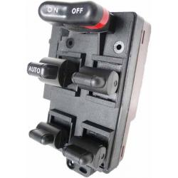 Honda Accord Master Power Window Switch 1990-1993 (replaces BLACK color plug version)