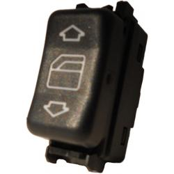 Mercedes Benz 300E Passenger Power Window Switch 1986-1989 (Rear Left)