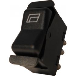 Mercedes Benz 300SE Passenger Power Window Switch 1984-1985 (Left/Right Rear Door Panel)