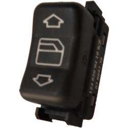 Mercedes Benz E320 Cabrio Passenger Power Window Switch 1994-1995 (Rear Left & Center Console)
