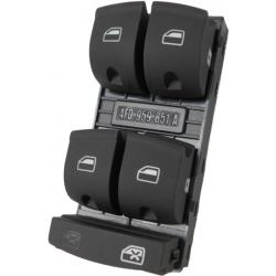 Audi Q7 Master Power Window Switch 2007-2014