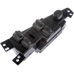 Chrysler Concorde Master Power Window Switch 1998-2004 OEM (Black Buttons)