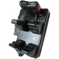 Honda Accord Master Power Window Switch 1990-1993 (replaces WHITE color plug version)