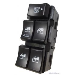 Buick Rendezvous Master Power Window Switch 2002-2007 (Black Buttons) SD-000872